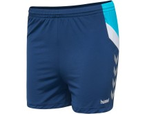 Hummel Tech Move Poly Shorts Damen