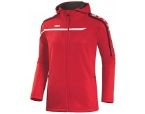 Jako Jacket With Hood Performance Ladies