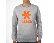 Osaka Deshi Sweater Orange Star