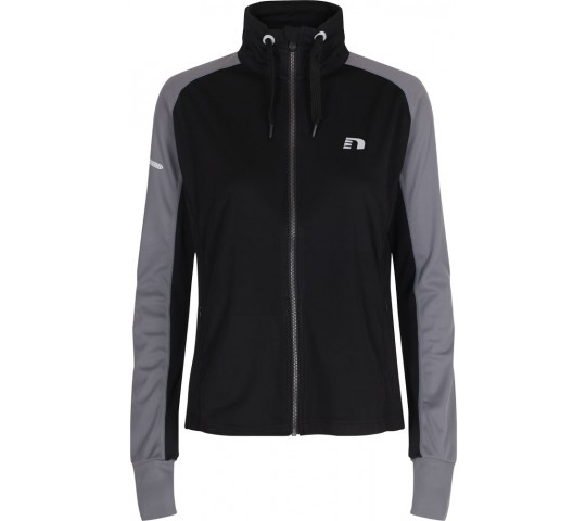 Newline Base Warm Up Zip Shirt W