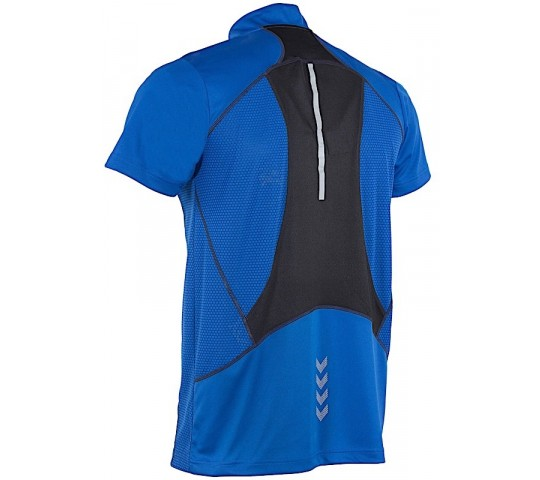 Hummel Winner Running Polo Zip Men