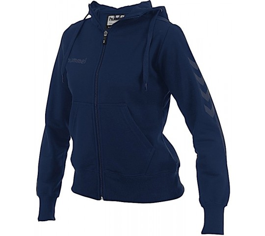 Hummel Corporate Hooded Sweat Ladies