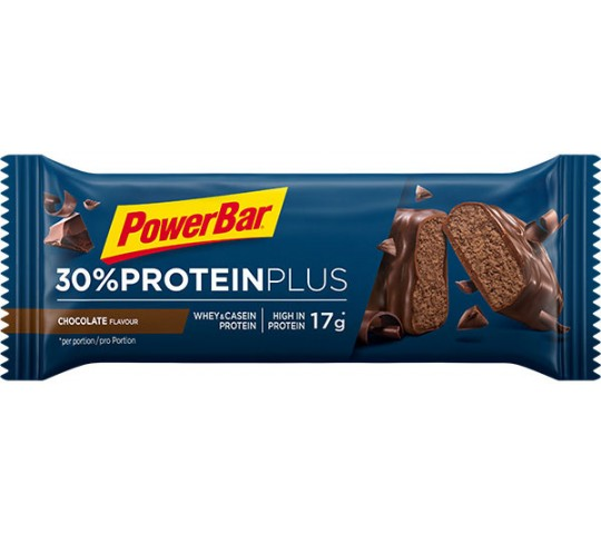 PowerBar Plus 30% Chocolate 1x55g