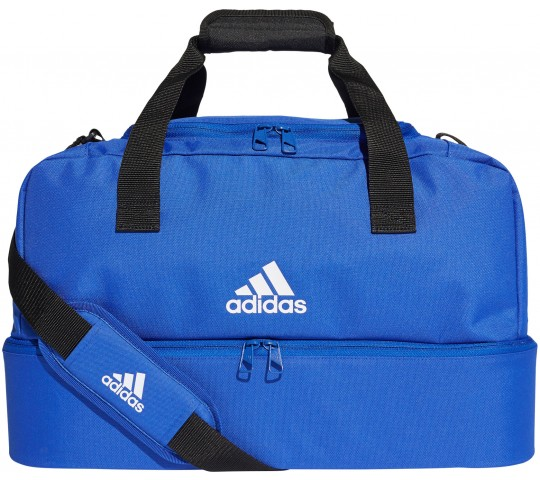 50ab7f11722250 adidas Tiro Duffle Bag + Bottom L - Handballshop.com