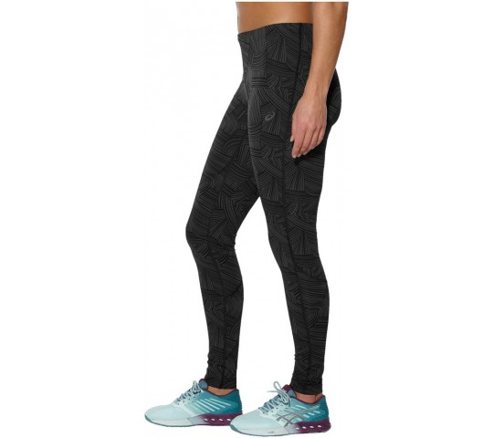 asics graphic tight dames