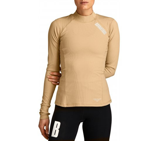 BJORNBORG Night Rib LS Shirt Women