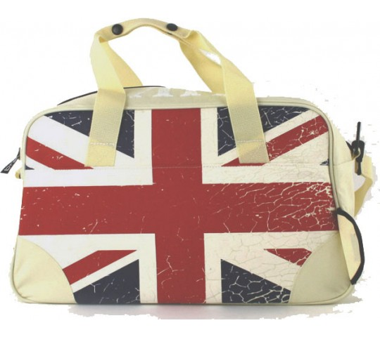 Brabo Deluxe Flag Shoulder Bag UK