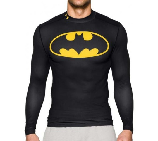 Under Armour Alter Ego Batman Shirt