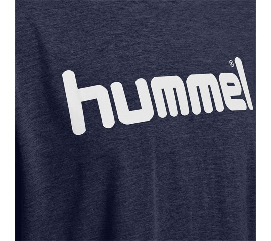 Benign Meaning In Telugu Hummel Go Cotton Logo Shirt Men