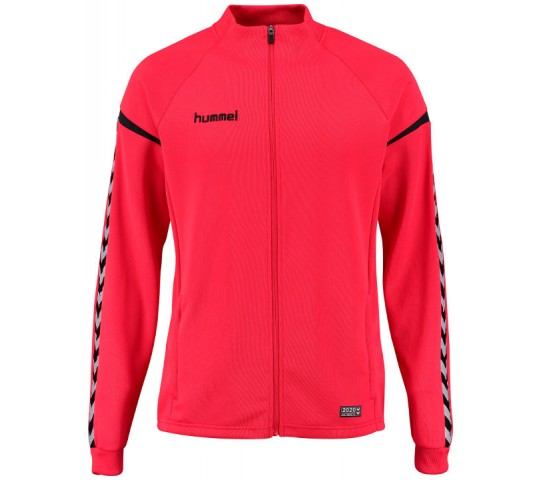 Hummel Authentic Charge Poly Zip Heren