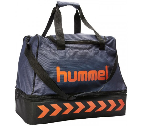 Hummel Authentic Tas Met Bodemvak S