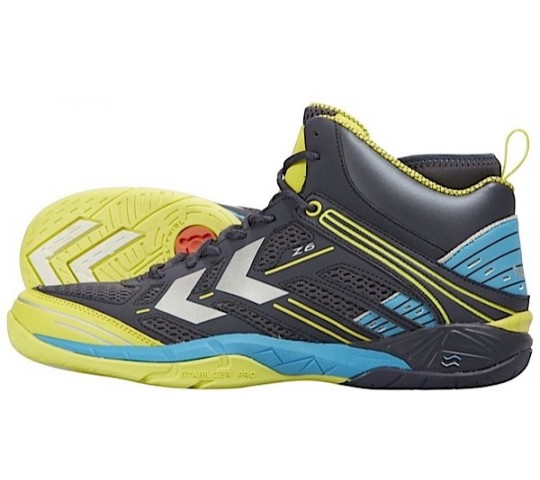 Hummel Omnicourt Z6 High Men