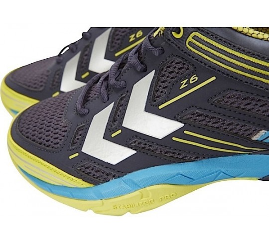 Hummel Omnicourt Z6 Low Men