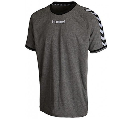 Hummel Stay Authentic Cotton Tee Men