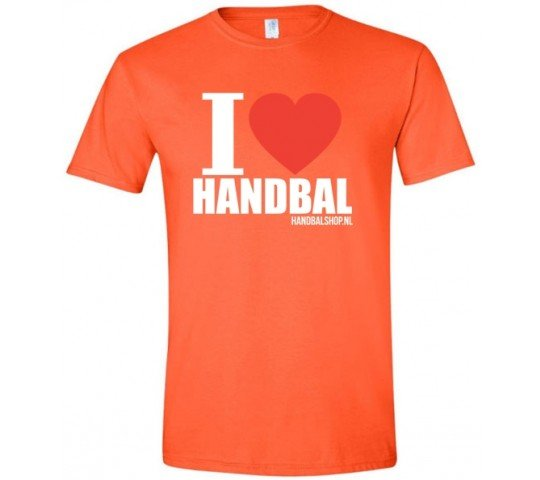 I Love Handbal Shirt