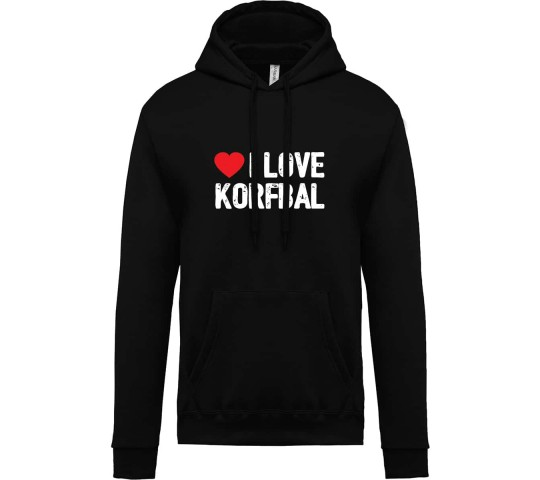 I Love Korfbal Sweater Women
