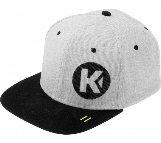 Kempa Caution Flatcap