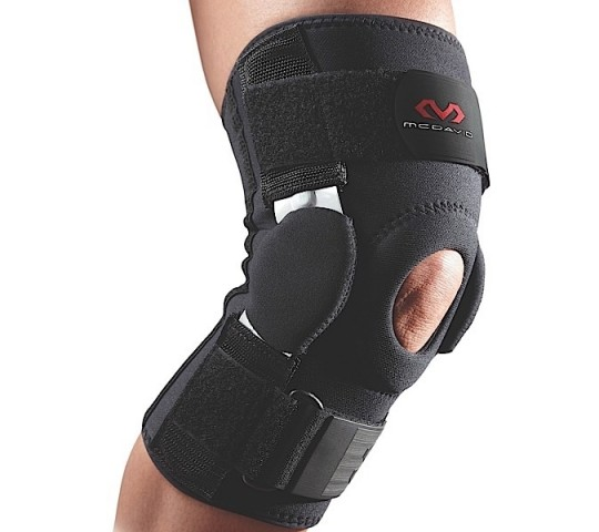 MC David Dual Disk Hinged Knee