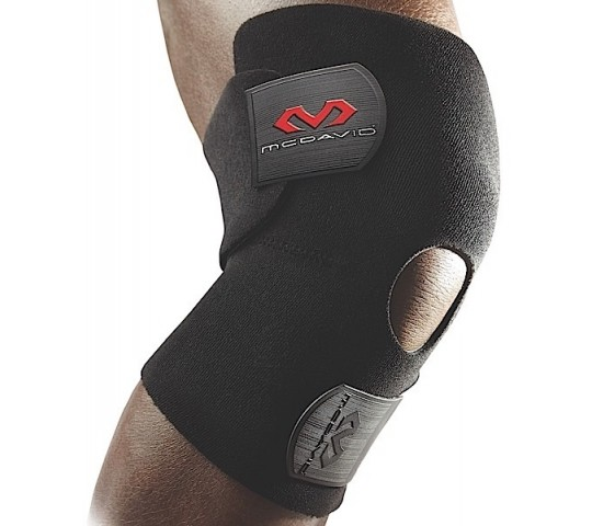 MC David Open Patella Knee Wrap