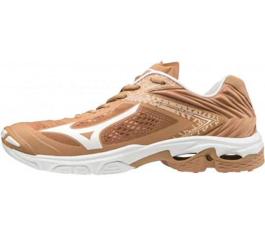 Mizuno Wave Lightning Z5 Step on Mars
