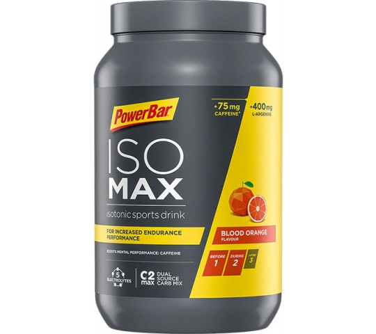 PowerBar IsoMax Blood Orange 1200g