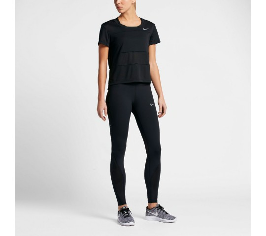 Nike Dry Running Top Dames