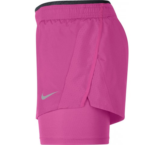 Nike 10k 2-in-1 Running Short Women