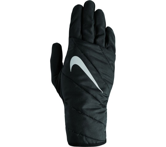 Nike Quilted Run Gloves Dames
