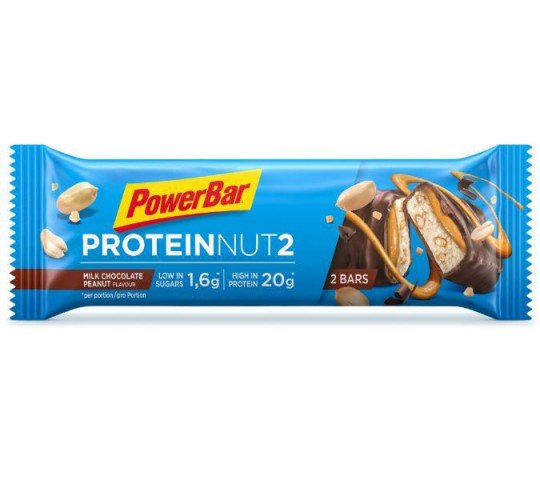 PowerBar Protein Nut2 Bar Milk Choco