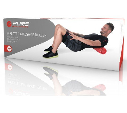 Pure2Improve Inflated Massage Rolle L
