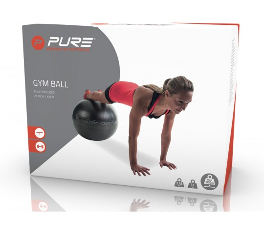 Pure2Improve Exercise Bal 65 CM