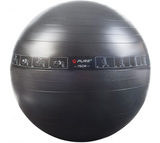 Pure2Improve Exercise Bal 75 CM