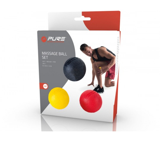 Pure2Improve Massage Ballen