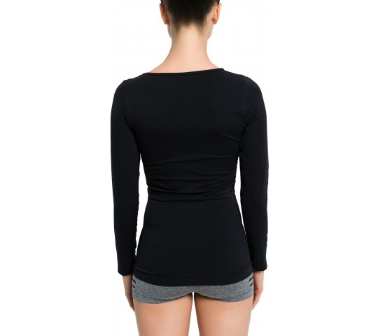 PureLime Seamless Long Sleeve Women