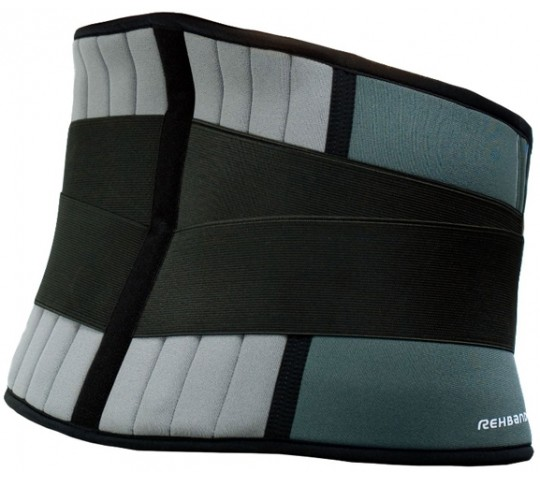 Rehband Back Support X-Stabil