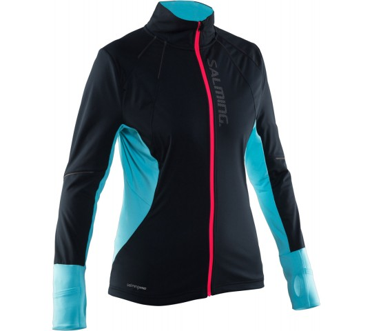 Salming Thermal Wind Jacket Dames