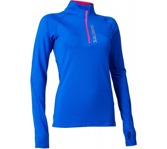 Salming Half-Zip LS Shirt Women