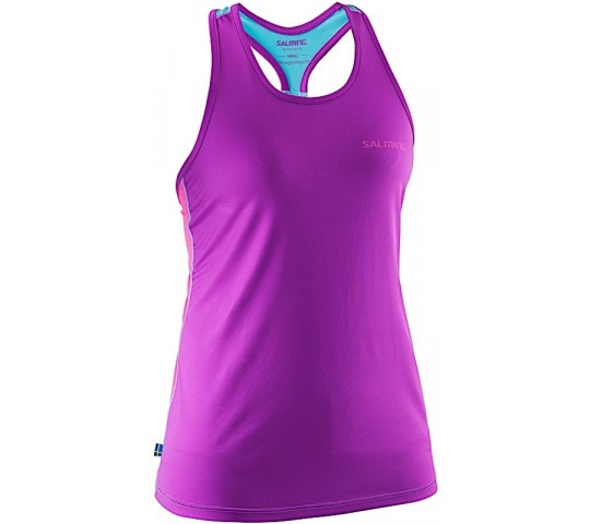 Salming Run T-back Tanktop Dames
