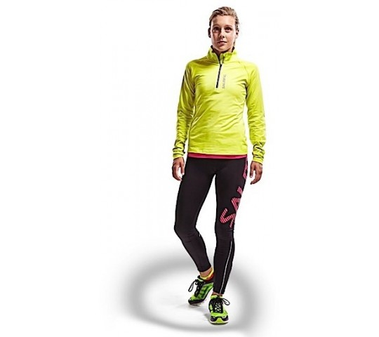 Salming Running Half Zip LS Ladies