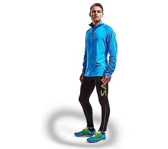 Salming Running Half Zip LS
