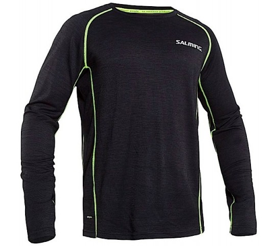 Salming Running LS Wool Jersey Men