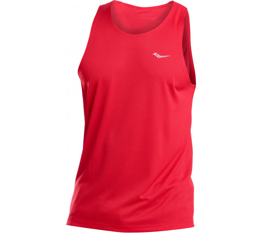 Saucony Stopwatch Singlet Men