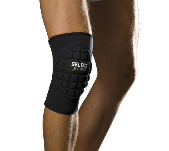 Select Elastic Knee Support With Pad