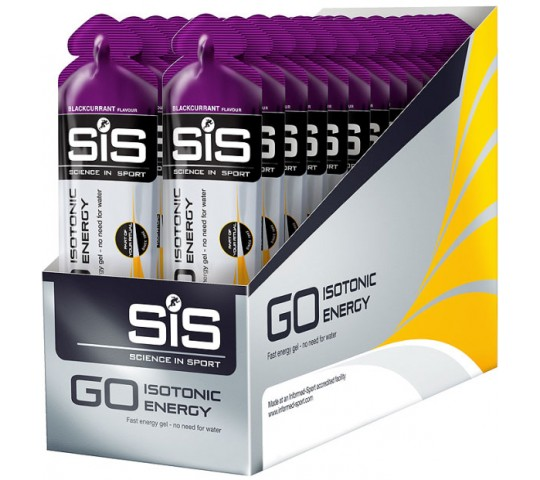SiS Go Isotonic Blackcurrant 60 ml