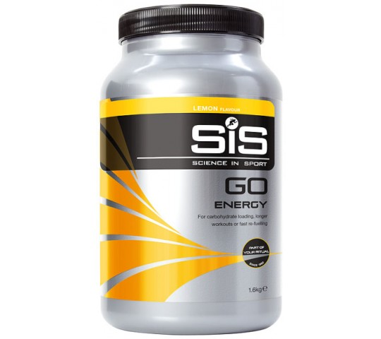 SiS Go Energy Pot Lemon 1.6kg