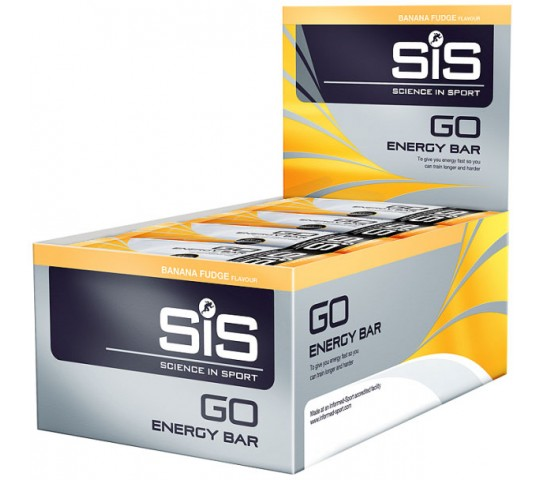 SiS Go Energy Reep Banana Fudge 40g