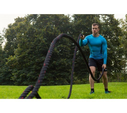 Tunturi Battle Rope 12m