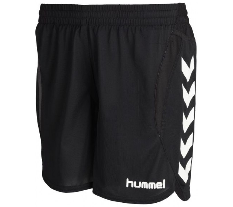 HUMMEL TEAM PLAYER WOMEN'S POLY SHORTS