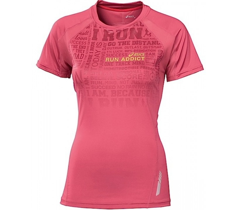Asics Dames Graphic SS Tee