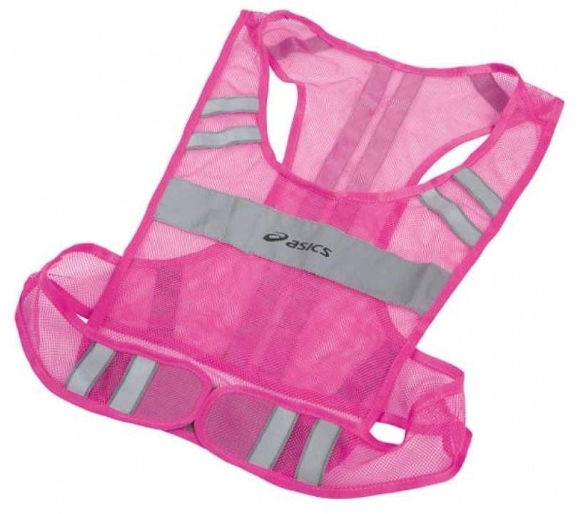 Asics Reflective Safety Vest
